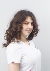 Албегова Камилла Александровна
