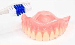 Правильное применение зубных протезов