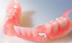 Силиконовые зубные протезы
