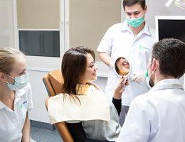 Эстетическая стоматология в Москве