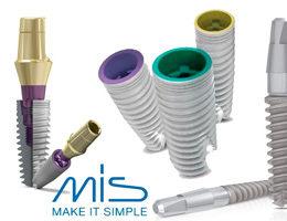 Имплантаты для зубов MIS