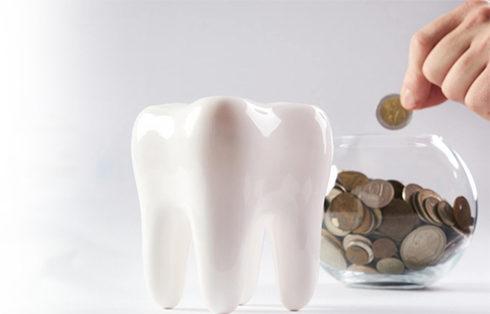Мы предлагаем Вам честную <br /> беспроцентную рассрочку <br /> на лечение зубов