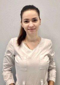 Бондарь Анна Викторовна